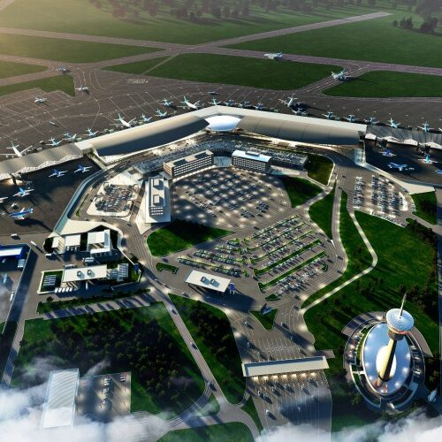 Aeropuerto Internacional de Ezeiza – Ministro Pistarini